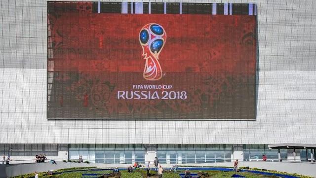 'Piala Eropa' di Semifinal Piala Dunia 2018