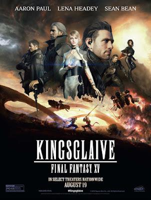 KINGSGLAIVE: FINAL FANTASY XV 2016 Full HD Movie