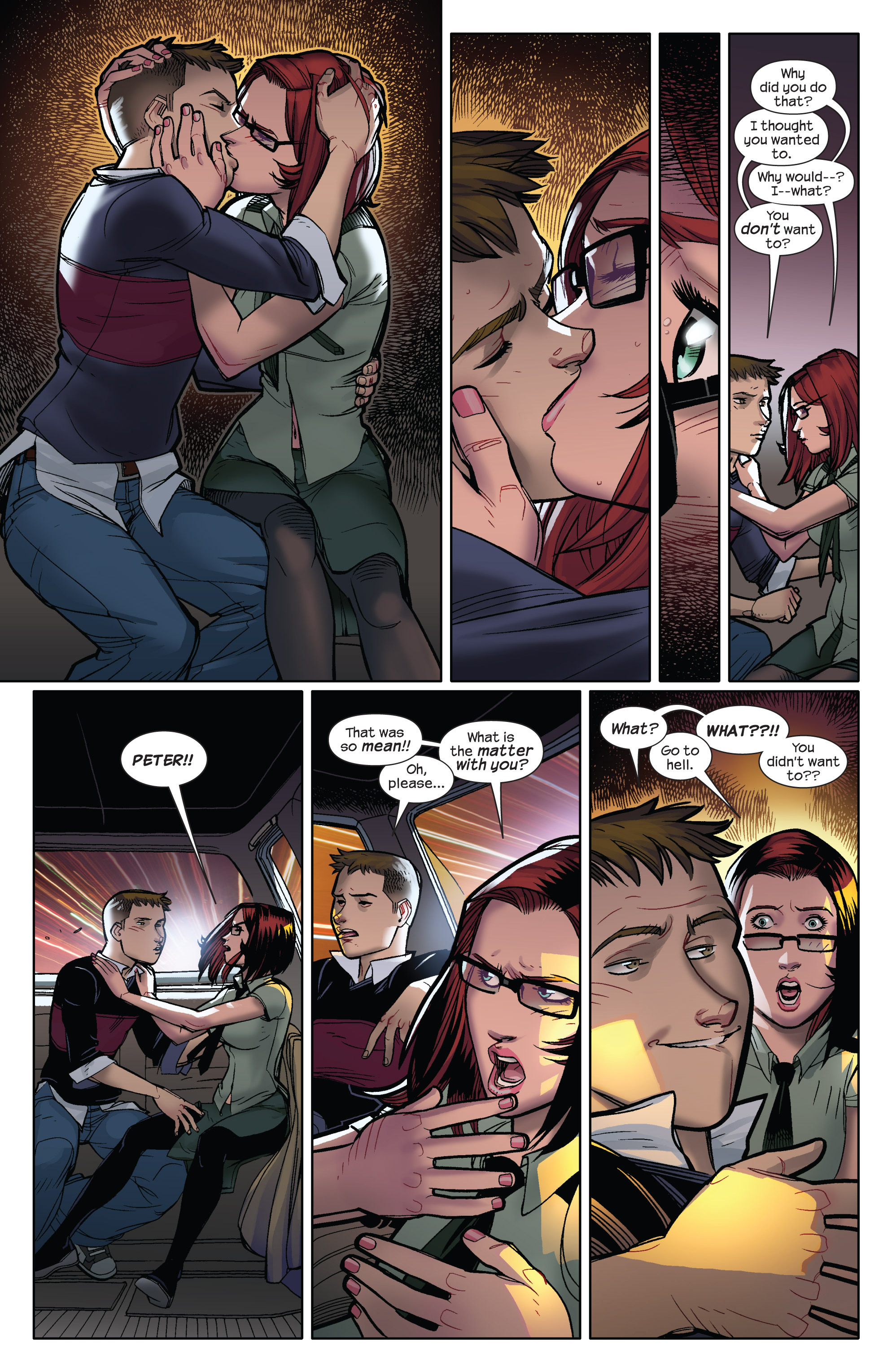 Read online Ultimate Spider-Man (2009) comic -  Issue #12 - 5