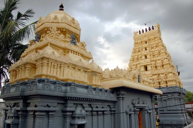 Sri Lalitha Selvambikai Temple Vimanam