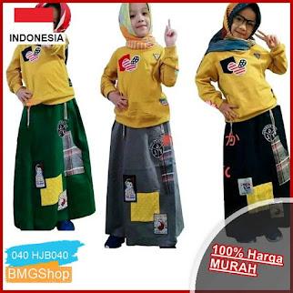 HJB040 Stelan Anak Haruka Kids BMGShop