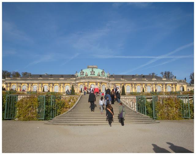 Palácio Sanssouci, Potsdam, Alemanha
