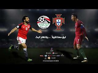 حصري مباشر مباراة مصر وروسيا كاس العالم 2018