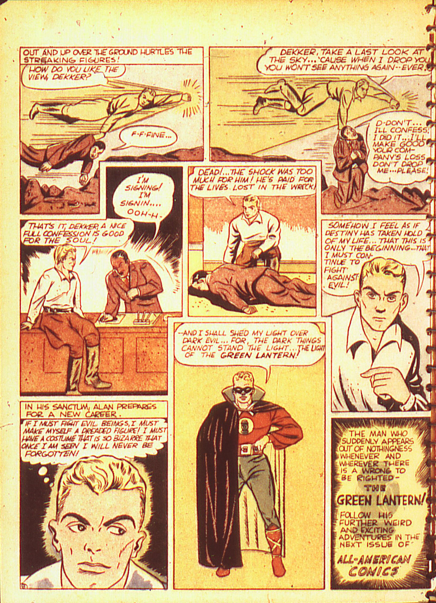 Read online All-American Comics (1939) comic -  Issue #16 - 10