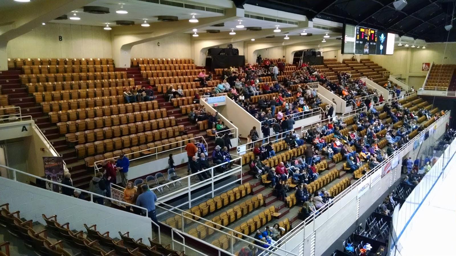 Tn Knoxville Civic Auditorium Coliseum