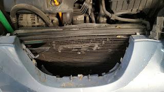 cambiar radiador coche mostoles, cambio radiador mostoles