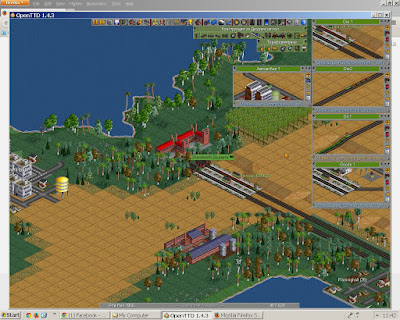 Free Transport Tycoon Game Screenshot 2004