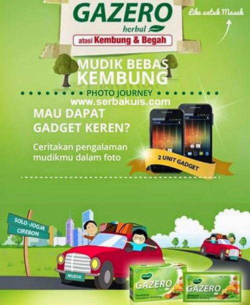 Kontes Foto Mudik/Balik Berhadiah 2 Gadget Android