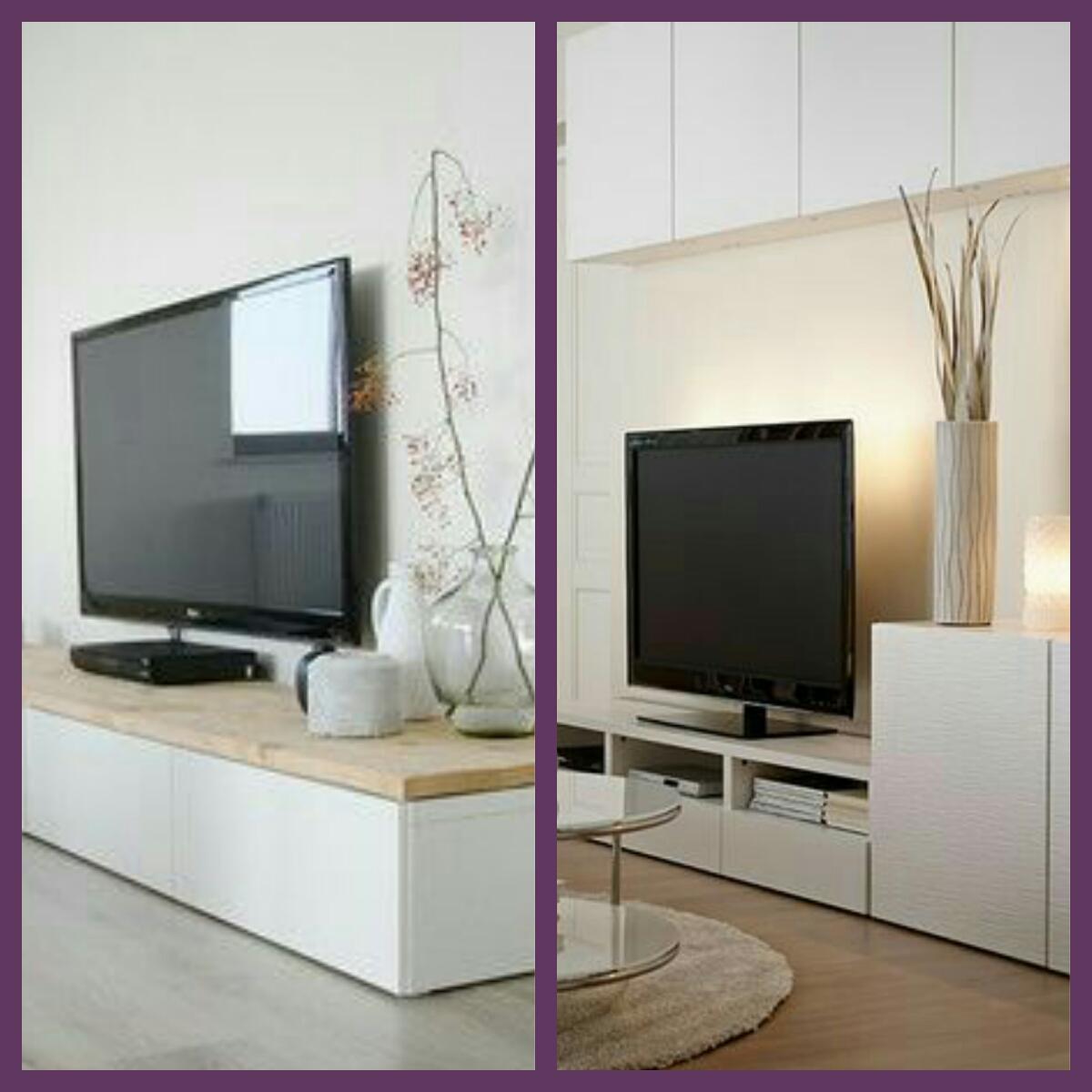 habitambientes sistema besta de ikea. Black Bedroom Furniture Sets. Home Design Ideas