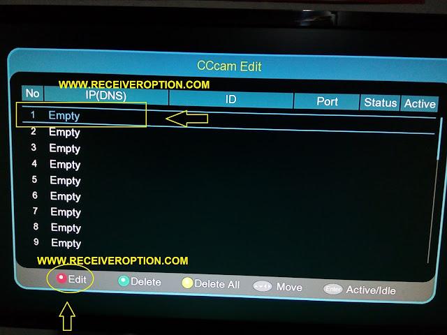 NEOSAT NS-560D HD RECEIVER CCCAM OPTION