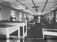 No.3 Division dormitory, Boggo Road Gaol, 1960s.