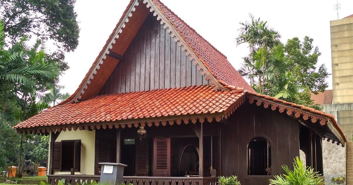My Profile Rumah Adat Dki Jakarta