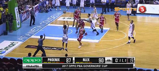 NLEX def. Phoenix, 95-91 (REPLAY VIDEO) July 30