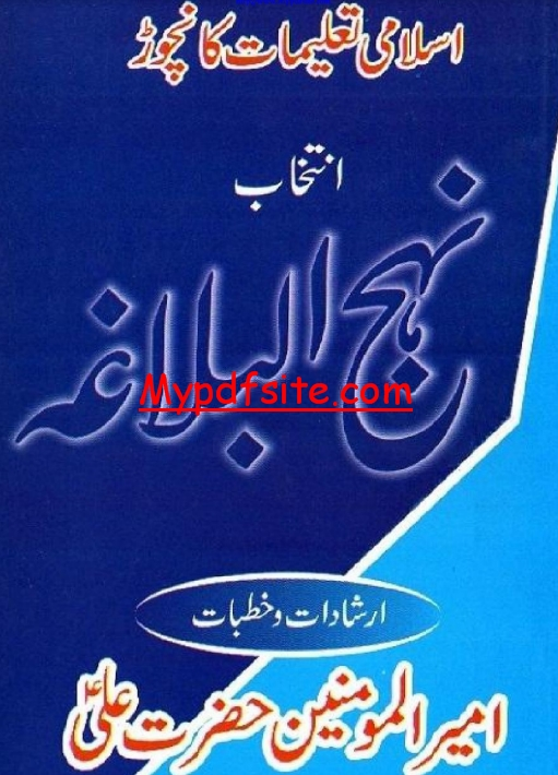 najaf ul balagha in urdu