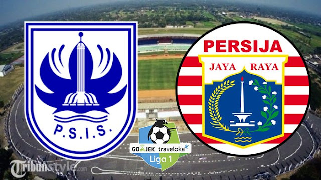 Prediksi Indonesia Gojek Liga 1 Persija Jakarta vs PSIS Semarang 18 September 2018 Pukul 18.30 WIB Live Indosiar