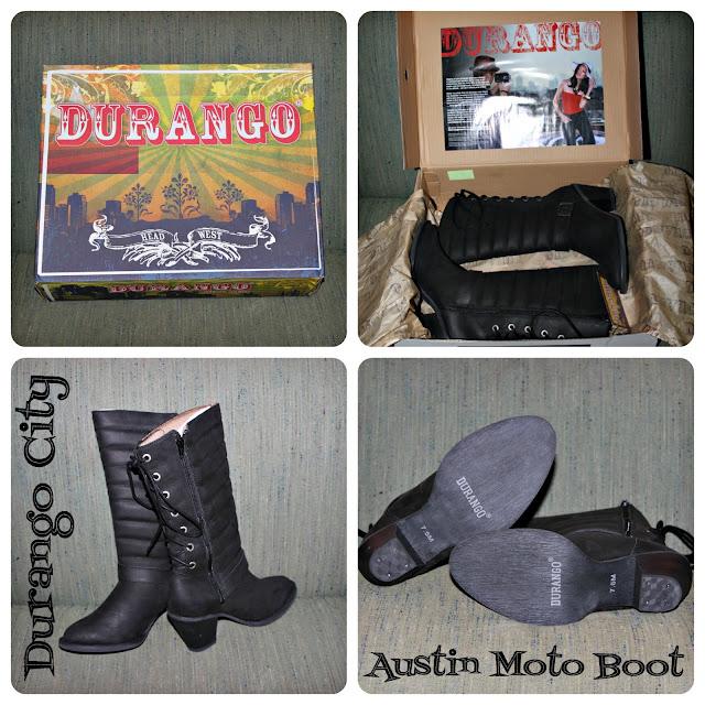 Durango Austin Moto Boots