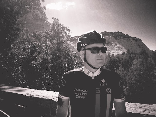 Grant Curry & Ride40: Celebrating 40 Years With Type 1 Diabetes