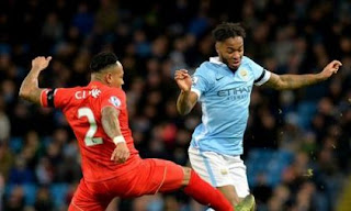Video Gol Manchester City vs Liverpool 1-1