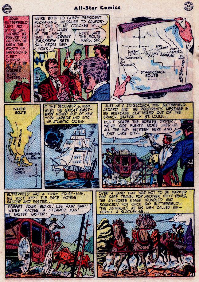 Read online All-Star Comics comic -  Issue #53 - 46