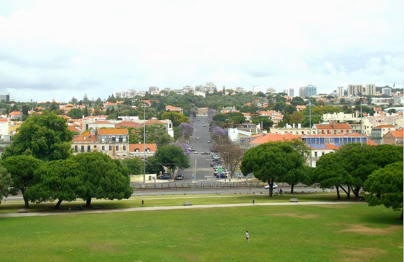 Jardim Torre de Belem, Lisbon