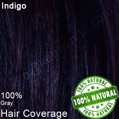 Indigo Hair Dye