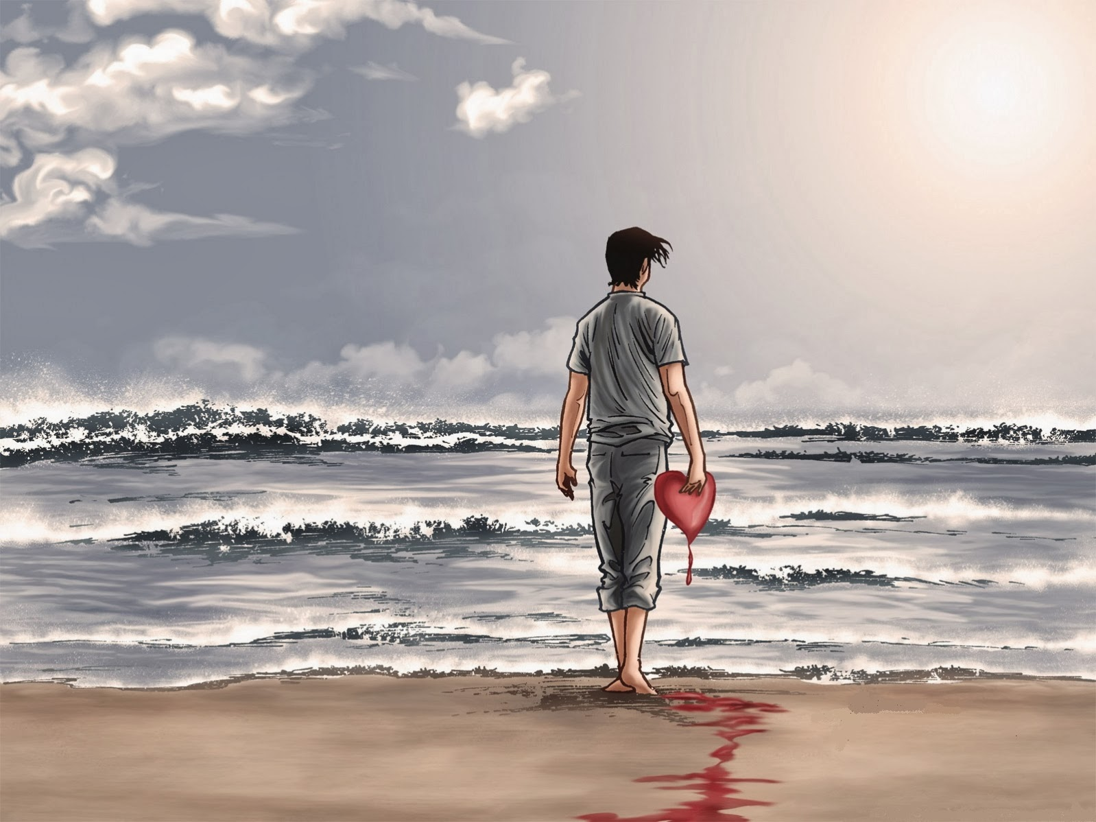 Missing Beats of Life: Broken Heart HD Wallpapers and Images