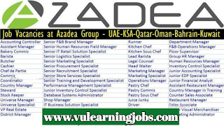 Azadea Group Careers - Middle East - Jobs In 2019