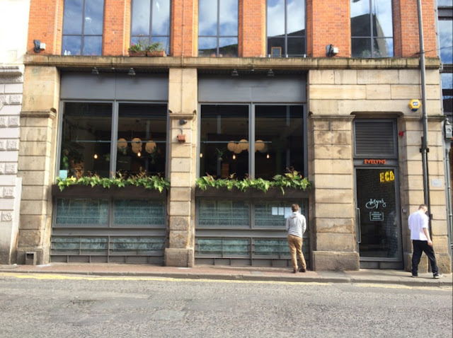 Evelny's Cafe Bar Manchester Greater Manchester UK Gluten Free Options