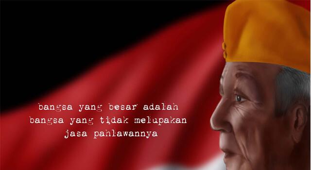 Lirik Lagu Pahlawan Merdeka