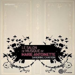 Sandrine Chatron – Le salon de musique de Marie-Antoinette