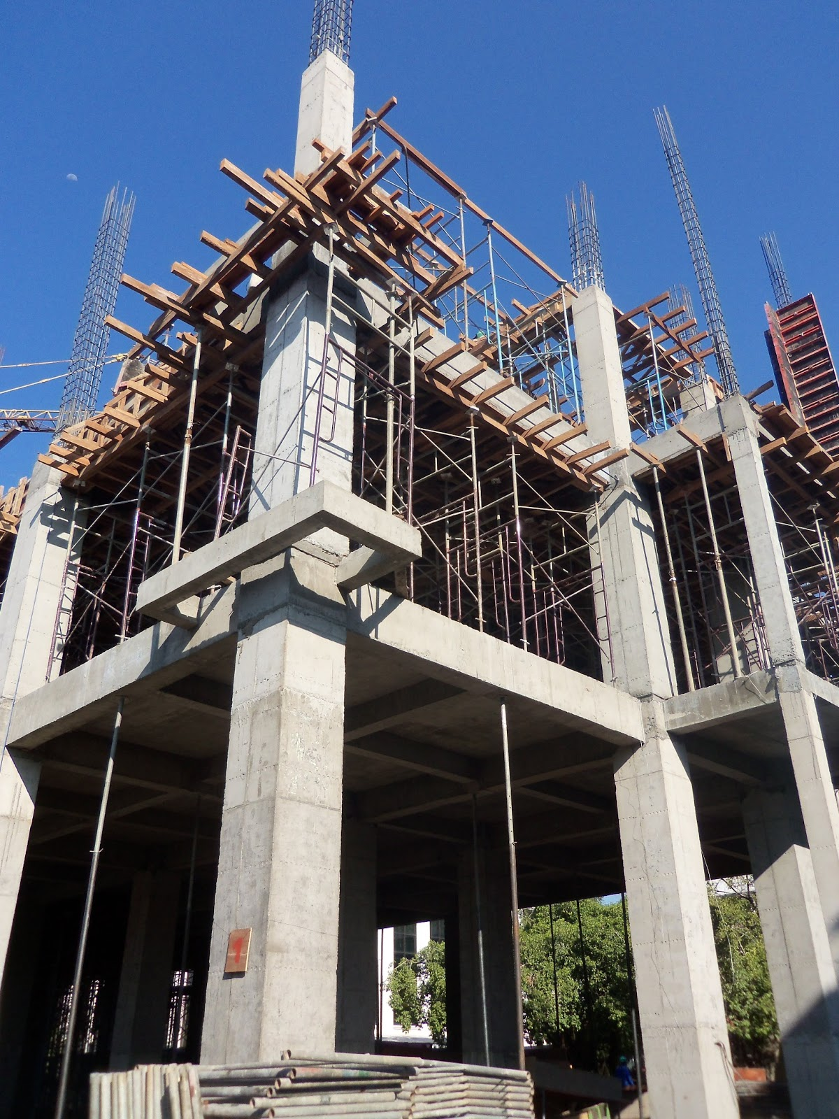 Material Beton Sebagai Struktur Bangunan Tinggi  Jurnal