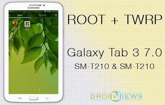 Root Galaxy Tab E