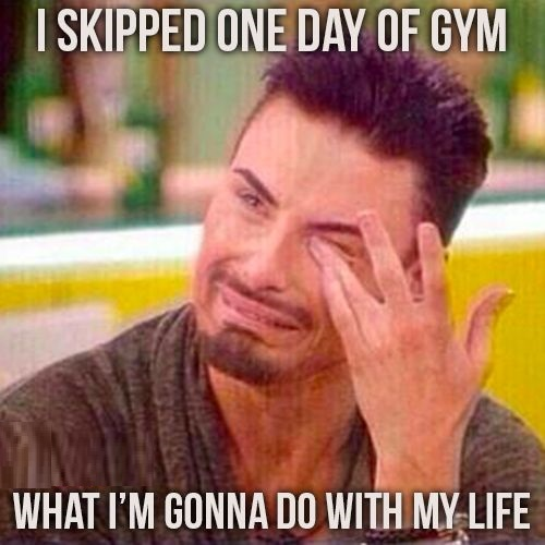 Funny and Motivational Workout Memes