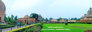 Kalna Rajbari complex