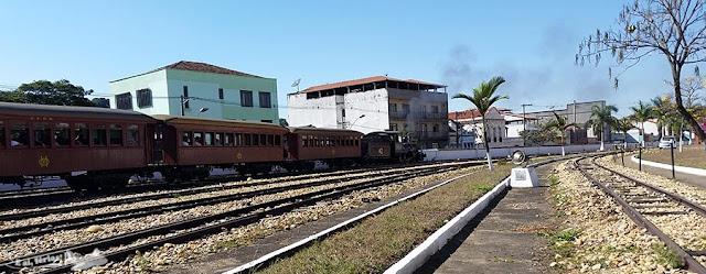 São João del-Rei, Caminho Velho, Estrada Real, Estação de Trem, Maria Fumaça
