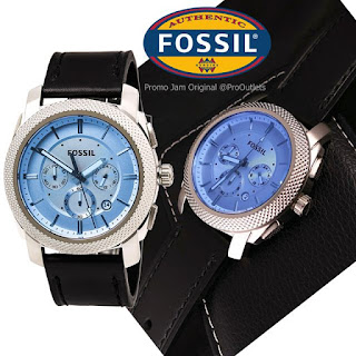 jam tangan fossil pria original