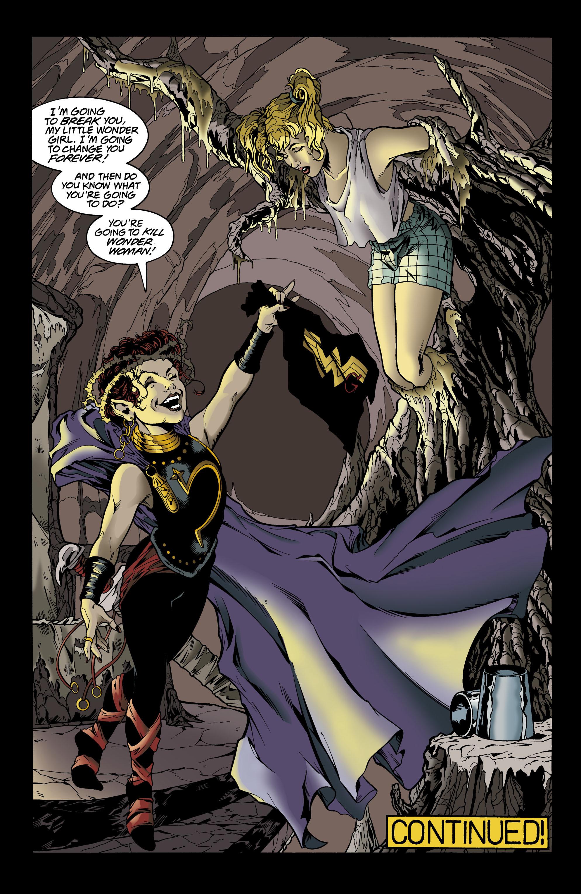 Read online Wonder Woman (1987) comic -  Issue #156 - 23