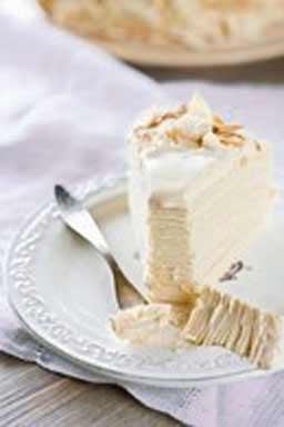 торт наполеон рецепт со сгущенкой
