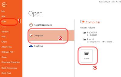 Cara Kompres File Pdf Offline Menjadi Super Kecil dan Mudah