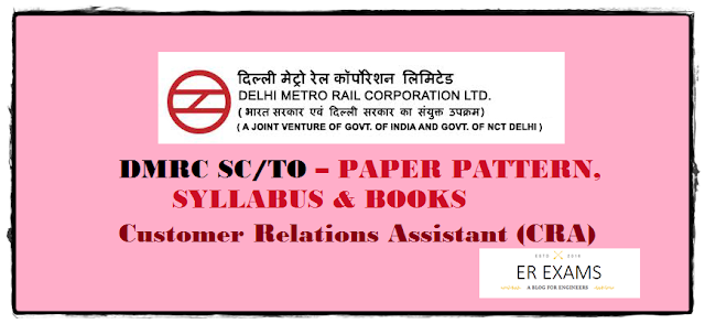 DMRC NMRC CRA Paper Pattern