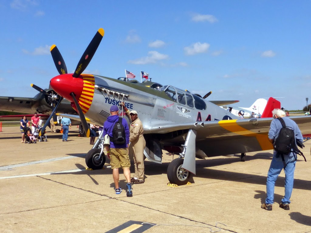CWAM visits the CAF WWII Air Expo     - Cold War Air Museum