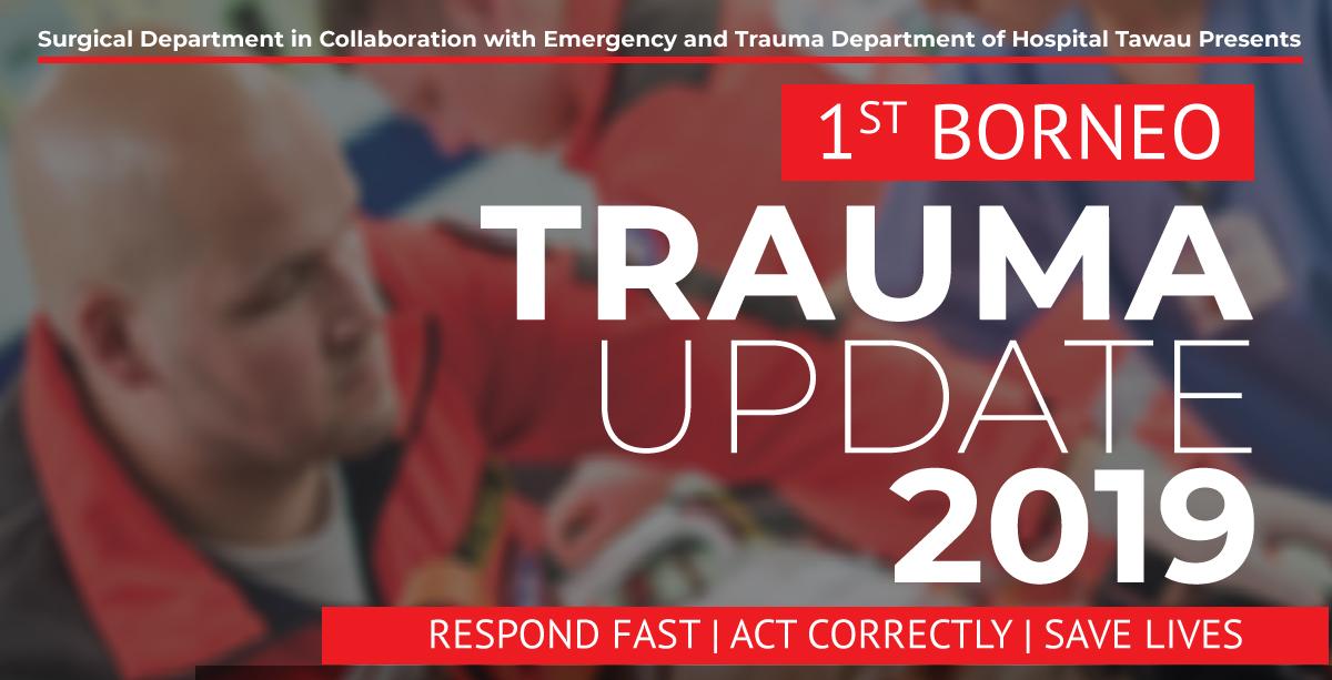 Borneo Trauma Update 2019: Registration
