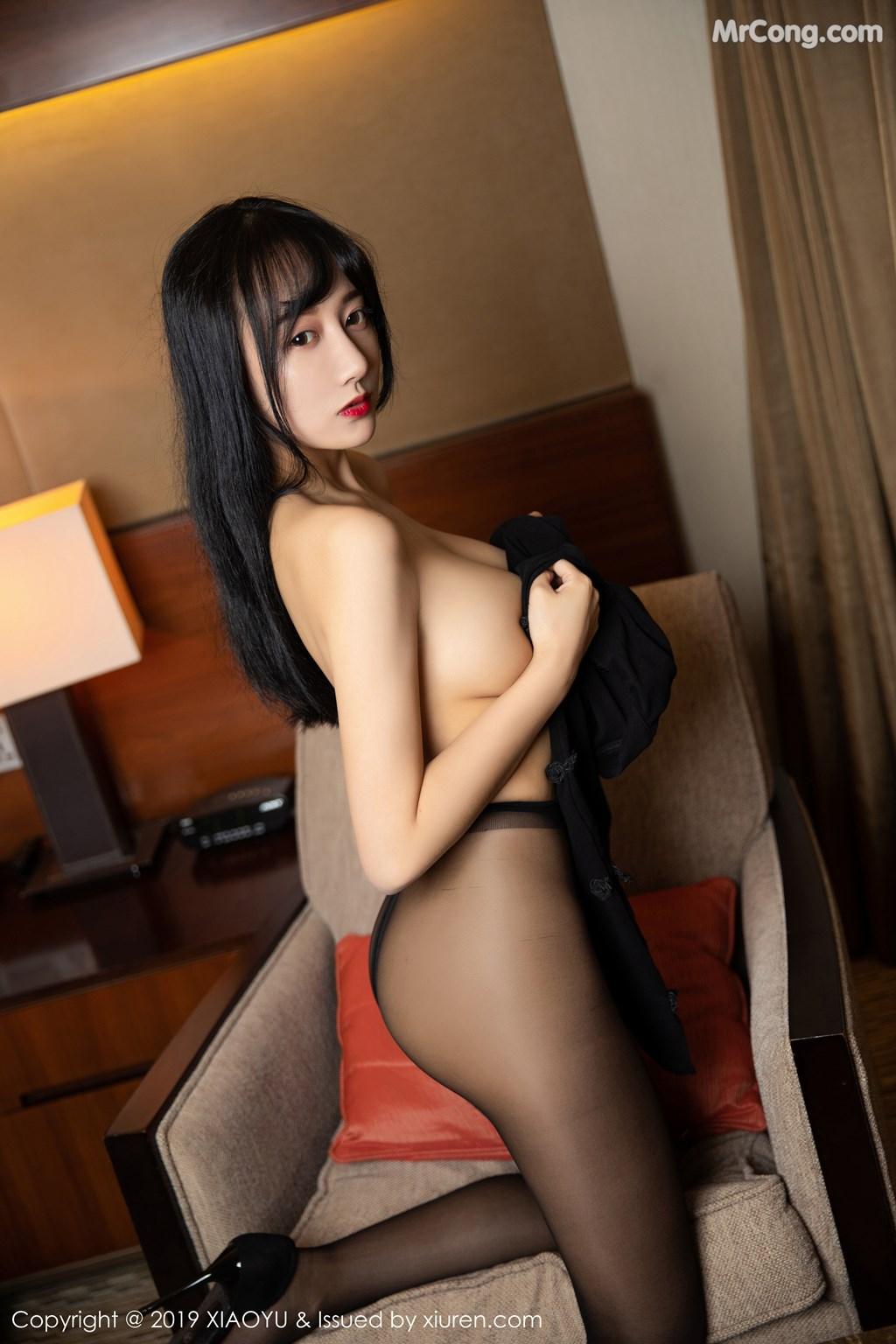 Image XiaoYu-Vol.145-He-Jia-Ying-MrCong.com-048 in post XiaoYu Vol.145: He Jia Ying (何嘉颖) (68 ảnh)