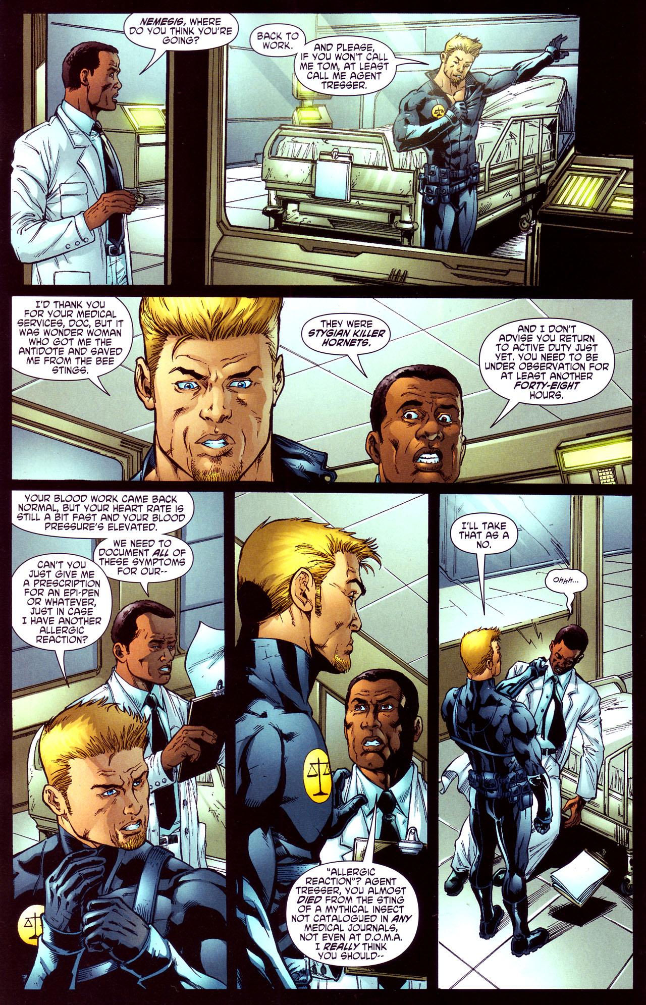 Read online Wonder Woman (2006) comic -  Issue #12 - 7