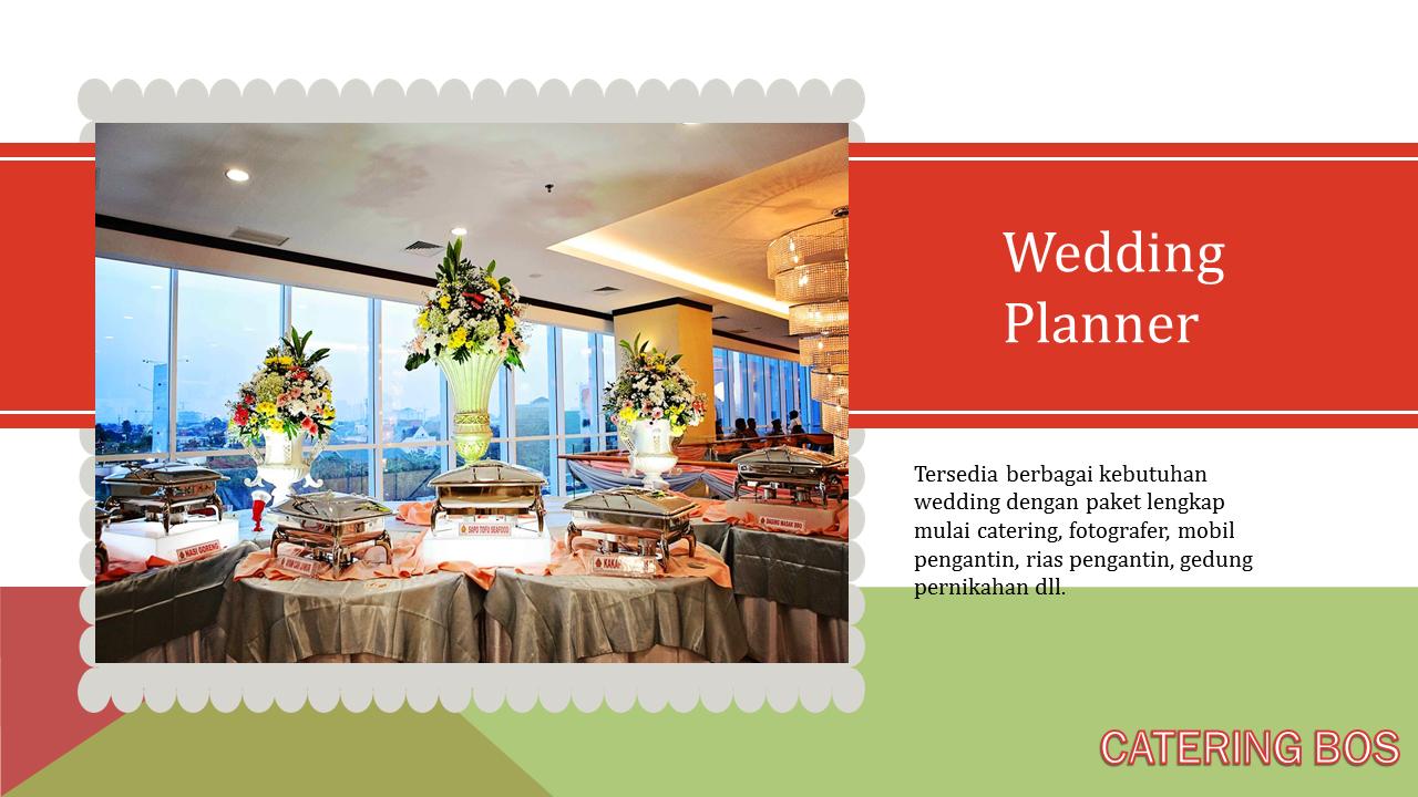 Wedding Organizer Planner Surabaya & Sidoarjo - Catering Wow