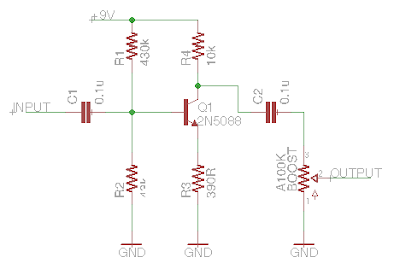 Coda Effects - LPB1 circuit ysis on
