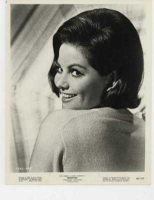 Blindfold 1965 Claudia Cardinale Image 1