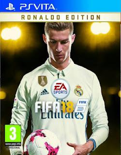 FIFA 18 PS VITA free download full version