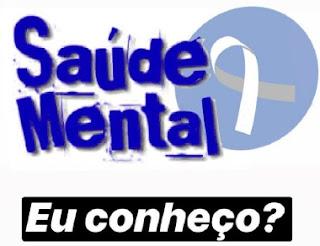 Serviço de Psicologia do campus Cuité da UFCG divulga folder sobre Saúde Mental