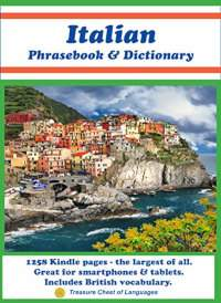 Italian Phrasebook & Dictionary - book promotion by D.Finocchiaro †, S.Sgrò, B.Corica & R.F.Powers